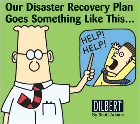 Dilbert Comic Strip Blogger