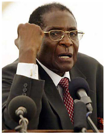 robert mugabe a great man