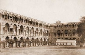 Kasr-El-Nil barracks, Cairo